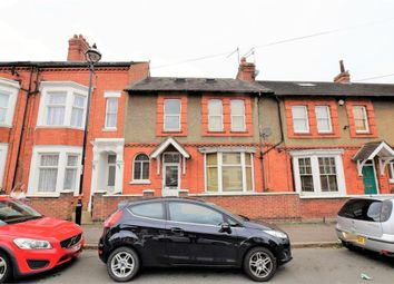 Thumbnail 4 bed terraced house for sale in Semilong Road, Northampton