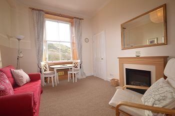 Thumbnail 1 bedroom flat to rent in Royal Park Terrace, Edinburgh