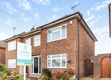 Thumbnail 3 bed semi-detached house for sale in Lower Higham Road, Gravesend