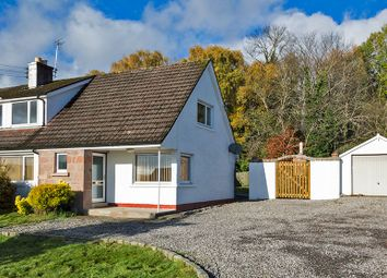 Thumbnail 3 bed semi-detached house for sale in Old Evanton Road, Dingwall