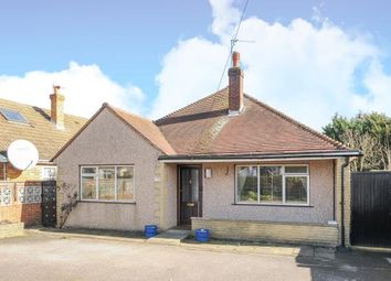 Thumbnail 3 bed detached bungalow for sale in Vicarage Road, Sunbury On Thames