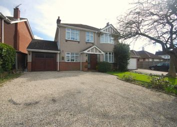 Thumbnail 4 bed detached house for sale in Galleywood Road, Chelmsford