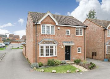 Thumbnail 4 bed detached house for sale in Clifton Moor, Oakhill, Milton Keynes