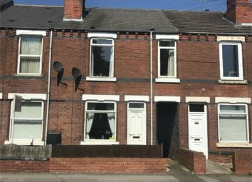 Thumbnail 2 bed terraced house to rent in Sandy Lane, Worksop, Nottinghamshire