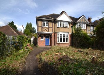 Thumbnail 4 bed semi-detached house for sale in Hempstead Road, Watford