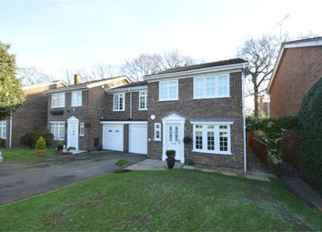 Thumbnail 4 bed semi-detached house to rent in Mayfield Gardens, Hersham, Walton-On-Thames, Surrey