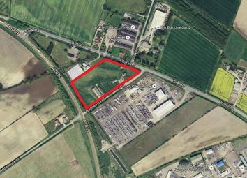 Thumbnail Land for sale in York Road, Market Weighton