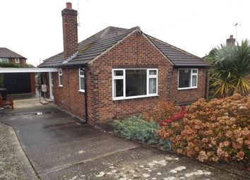 Thumbnail 2 bed bungalow to rent in Hill Top Crescent, Harrogate
