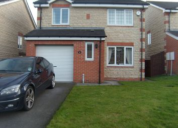 Thumbnail 3 bed detached house to rent in Castlfields, Esh Winning