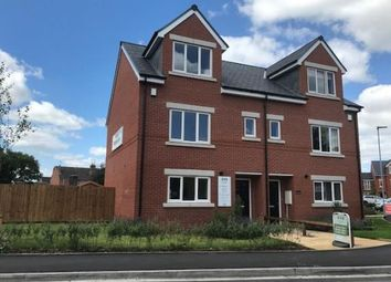 Thumbnail 4 bed town house for sale in Plot 1, The Lane, Worcester