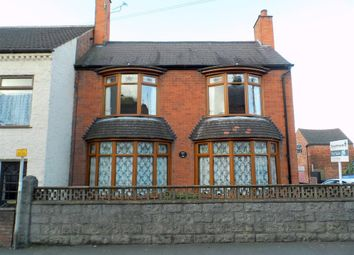 Thumbnail 4 bedroom detached house for sale in George Street, Riddings, Alfreton