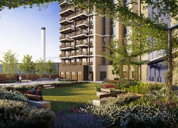 Thumbnail 2 bed flat for sale in Royal Docks West, Western Gateway