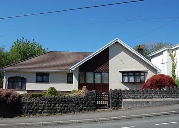 Thumbnail 4 bed detached bungalow for sale in High Street, Ammanford