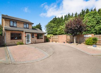 Thumbnail 3 bed detached house for sale in Kelcey Road, Quorn, Loughborough