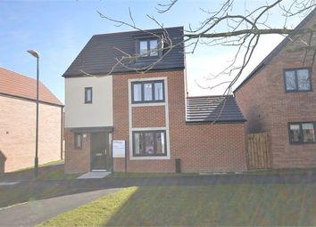 Thumbnail 4 bed detached house for sale in Victoria Road West, College Mews, Hebburn, Tyne & Wear.