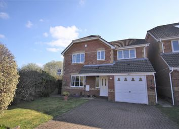 Thumbnail 4 bed detached house for sale in Southwood Gardens, Locks Heath, Southampton
