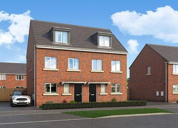 "Thumbnail 3 bed property for sale in ""The Bamburgh At Aurora"" at Flass Lane, Castleford"
