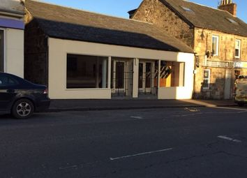 Thumbnail Retail premises for sale in 120 High Street, Tillicoultry