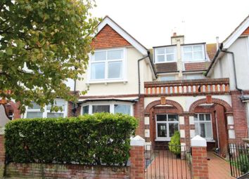 Thumbnail 4 bedroom terraced house to rent in Victoria Drive, Eastbourne