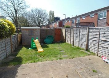 Thumbnail 3 bed terraced house for sale in Chalfont Way, Worthing, West Sussex, England