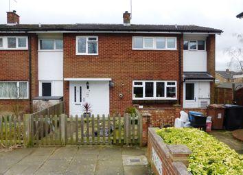 Thumbnail 3 bedroom end terrace house for sale in Park Close, Stevenage
