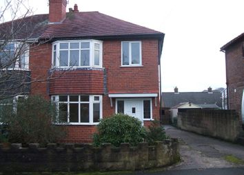 Thumbnail 3 bed semi-detached house to rent in 21 Mayfield Avenue, Newcastle