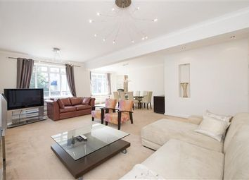 Thumbnail 3 bed flat to rent in Lancaster Terrace, Bayswater