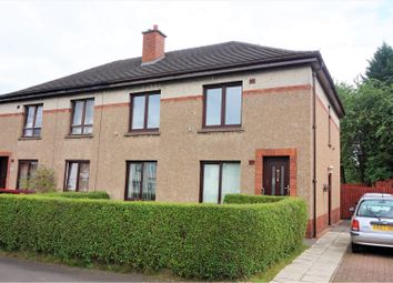 Thumbnail 2 bed flat for sale in Tweedsmuir Road, Glasgow