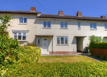 Thumbnail 3 bed terraced house for sale in Ridsdale Avenue, West Denton, Newcastle Upon Tyne
