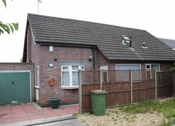 Thumbnail 5 bedroom detached bungalow for sale in Dominion Road, Glenfield, Leicester