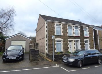 Thumbnail 2 bed semi-detached house for sale in Grove Lane, Skewen, Neath .