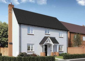 Thumbnail 4 bedroom detached house for sale in Banbury Road, Gaydon