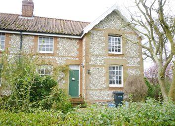 Thumbnail 3 bedroom cottage to rent in Birkbeck Cottages, Little Massingham, King's Lynn