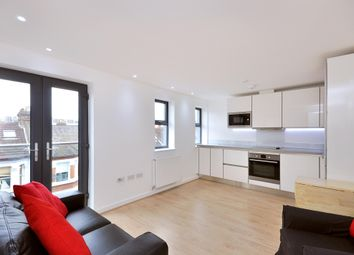 Thumbnail 1 bed flat to rent in Elspeth Road, London