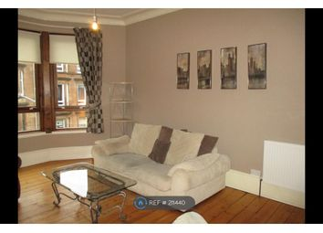 Thumbnail 1 bed flat to rent in Bolton Drive, Glasgow