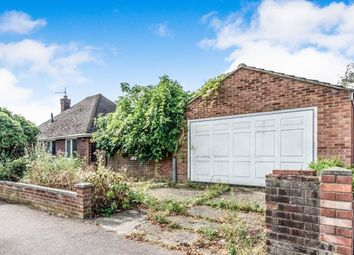 Thumbnail 3 bedroom bungalow for sale in The Ridgeway, Bedford, Bedfordshire, .