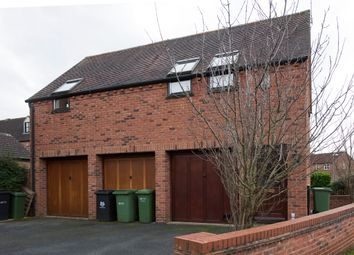 Thumbnail 2 bed mews house to rent in Great Oaty Gardens, Lyppard Hanford, Worcester