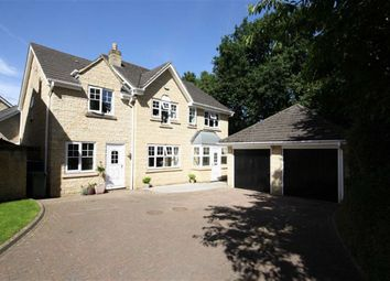 Thumbnail 6 bed detached house for sale in Barn Owl Road, Chippenham, Wiltshire