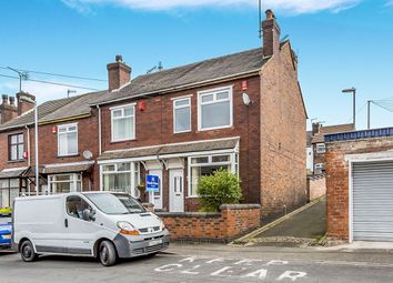 Thumbnail 2 bed terraced house for sale in Lawton Street, Burslem, Stoke-On-Trent