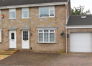 Thumbnail 4 bed semi-detached house for sale in Kingsley Park Mews, Harrogate