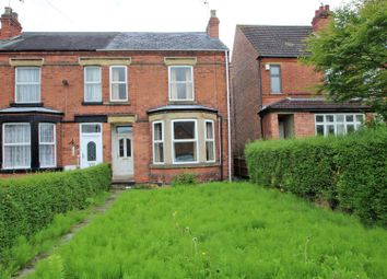 Thumbnail 3 bed semi-detached house for sale in Waverley Avenue, Gedling, Nottingham