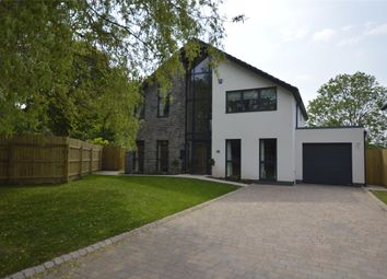 Thumbnail 4 bedroom detached house for sale in Players Close, Hambrook, Bristol