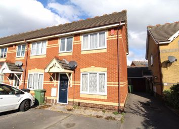 Rosemary Close, Bradley Stoke, Bristol BS32. 3 bed end terrace house for sale