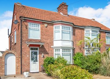 Thumbnail 4 bed semi-detached house for sale in Beatty Road, Great Yarmouth