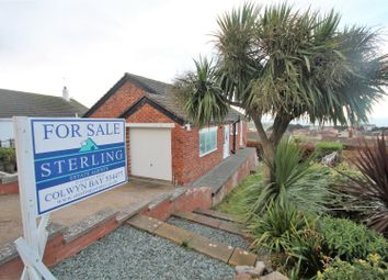 Thumbnail 4 bed property for sale in Cowlyd Close, Rhos On Sea, Colwyn Bay