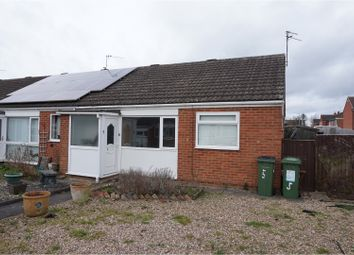 Thumbnail 1 bedroom bungalow for sale in The Coppice, Countesthorpe