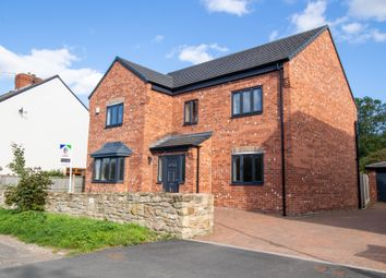 Thumbnail 4 bed detached house for sale in Church Road, Stanfree, Chesterfield