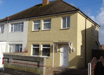 Thumbnail 3 bed semi-detached house to rent in Bridgemary Road, Gosport