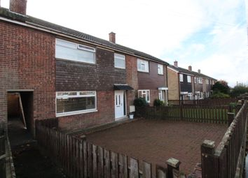Thumbnail 3 bed town house to rent in Branwell Avenue, Birstall, Batley