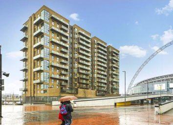Thumbnail 1 bed flat to rent in Marathon House, Wembley Park Gate, Wembley, London